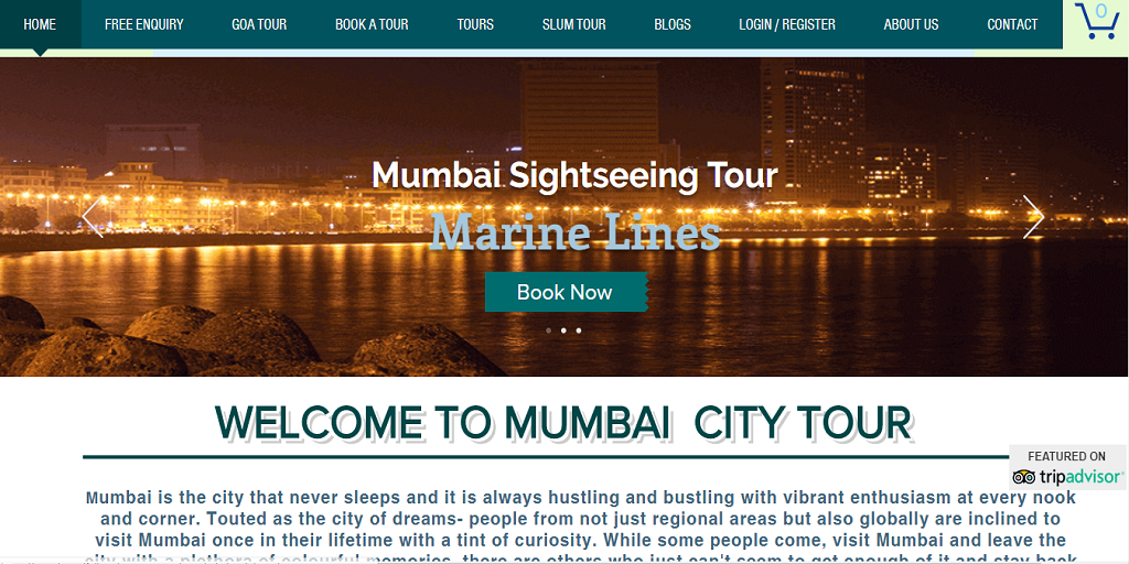 Beautiful Bombay Tours -Best Packages for Mumbai Slum Tours