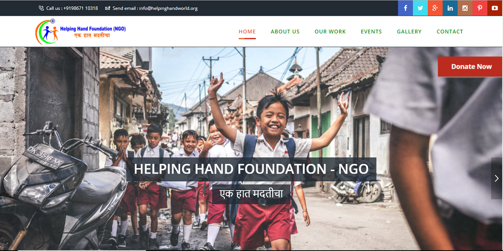 Helping Hands Foundation